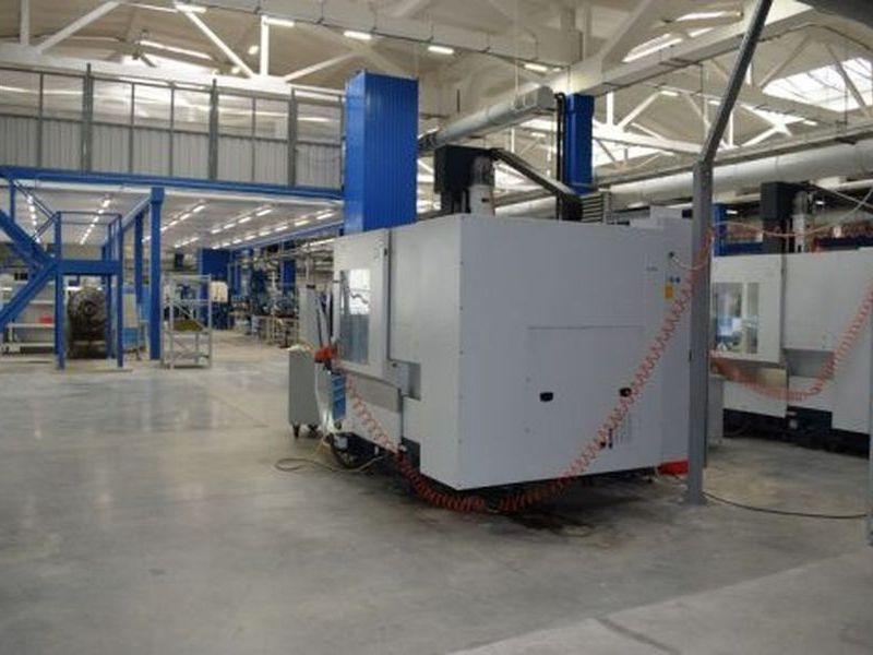 Капитальный ремонт промышленных объектов